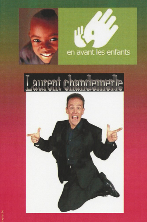 Laurent Chandemerle, imitateur - Février 2006