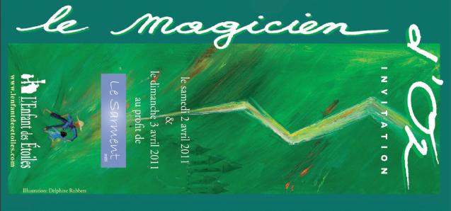Le Magicien d'Oz - Avril 2011