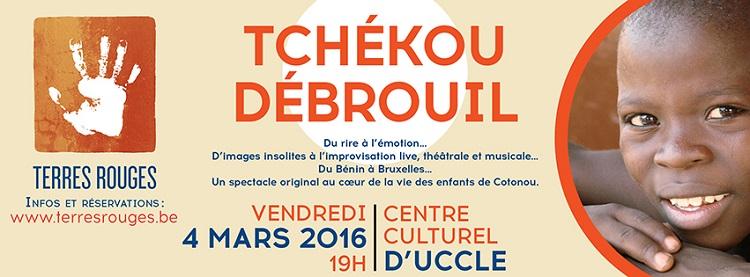 Tchékou Débrouil - Mars 2016